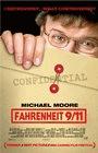 Fahrenheit 911 poster