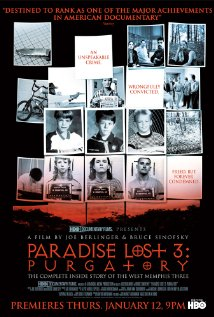 Paradise Lost 3 poster