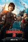 Train Your Dragon 2 poster