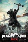 Dawn...Apes poster